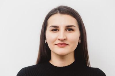 Зубрицкая Алена - специалист колл-центра