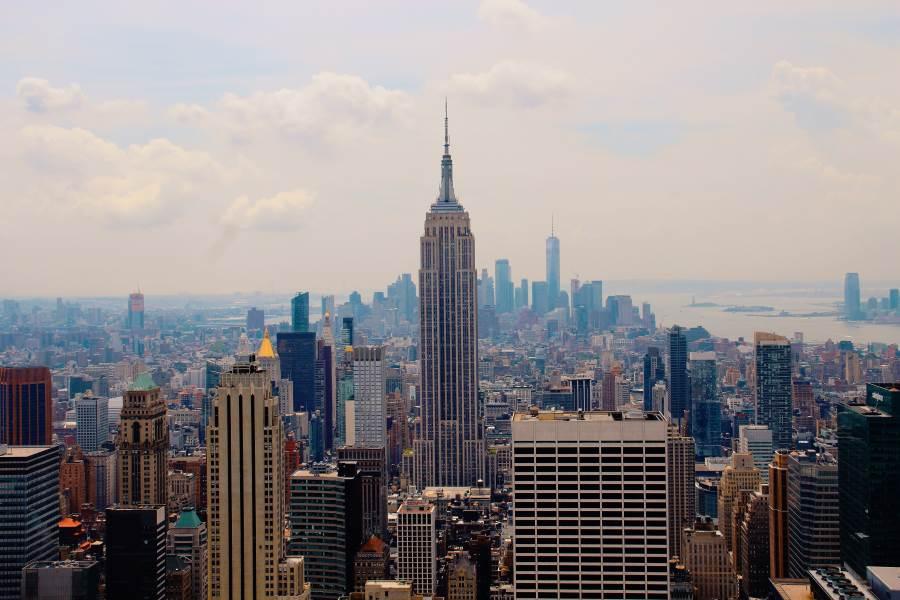 Нью-Йорк виза