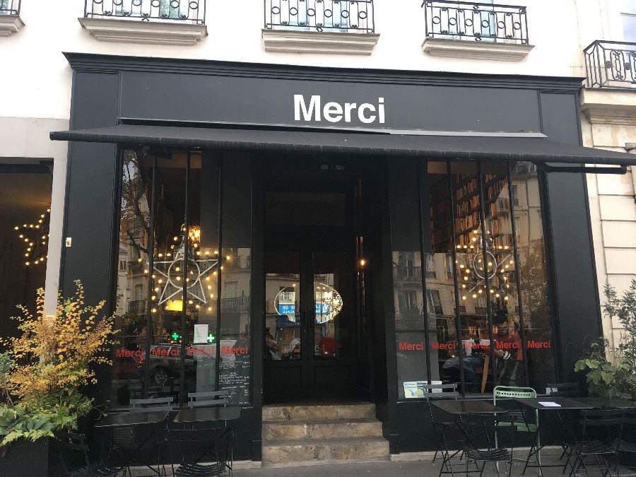 Магазин Мерси во Франции