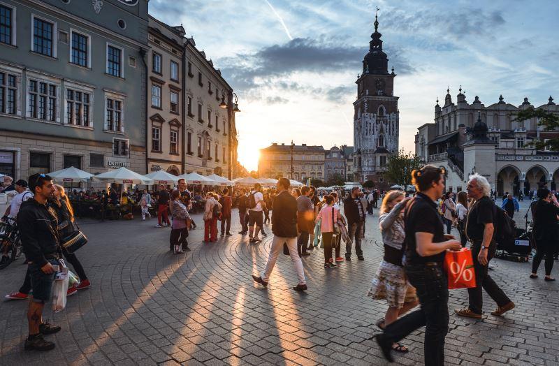 Нужна ли виза в Польшу