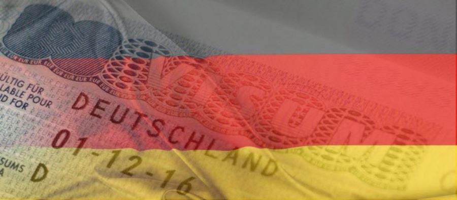 Виза в Германию для детей