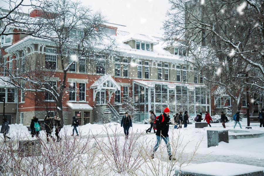 Школа в Канаде