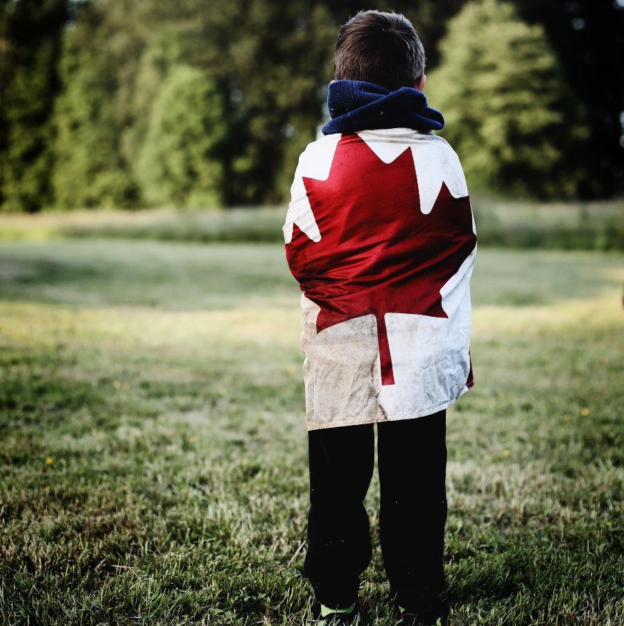 Поездка в Канаду с детьми