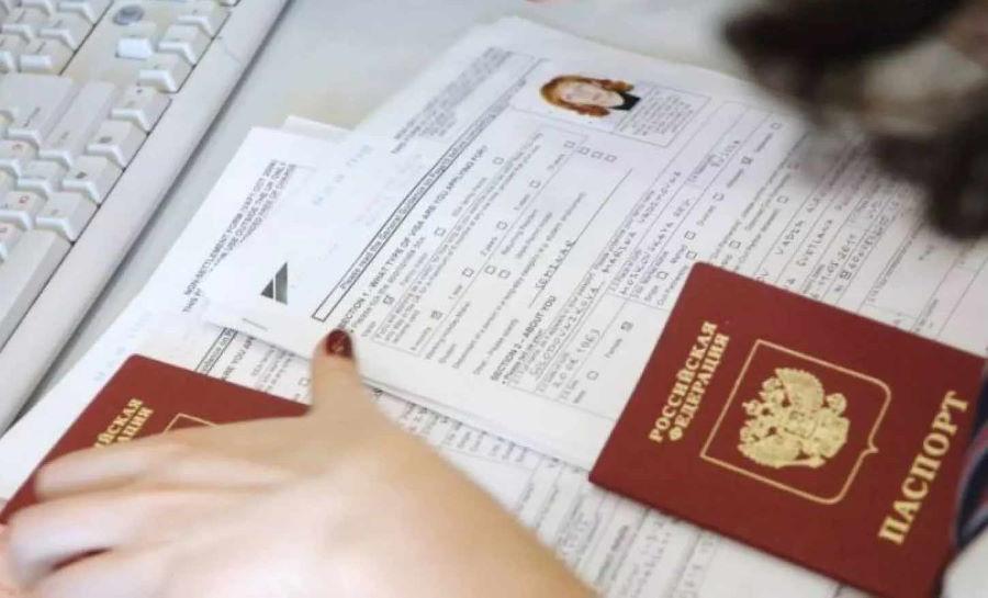 Подача документов визы на Бали