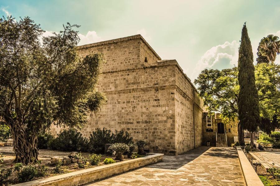 Лимассонский замок на Кипре