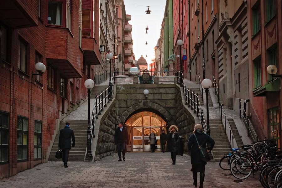 Лучшие страны для жизни Швеция