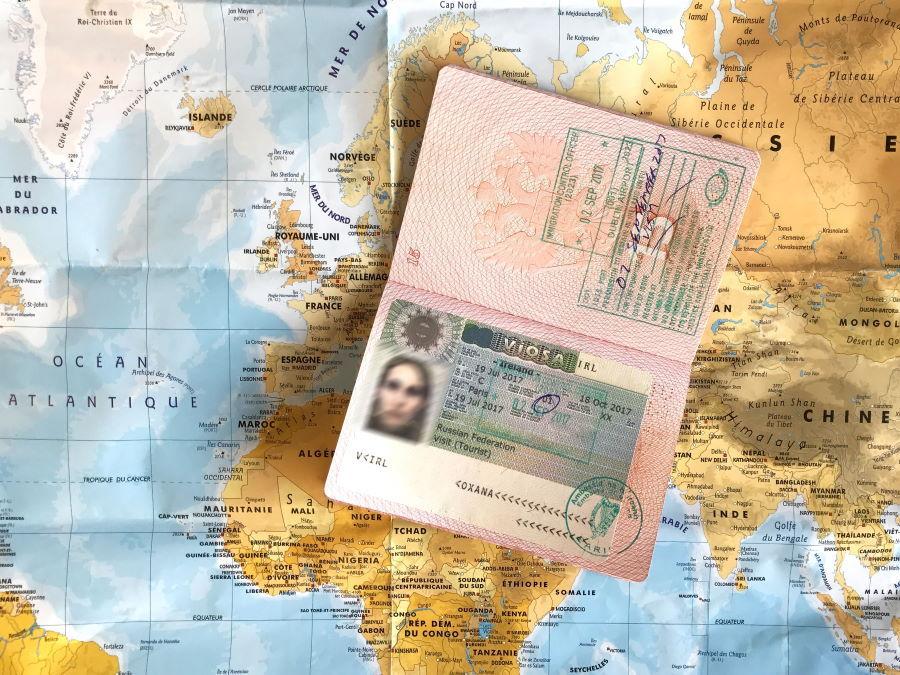 Какая виза нужна в Ирландию