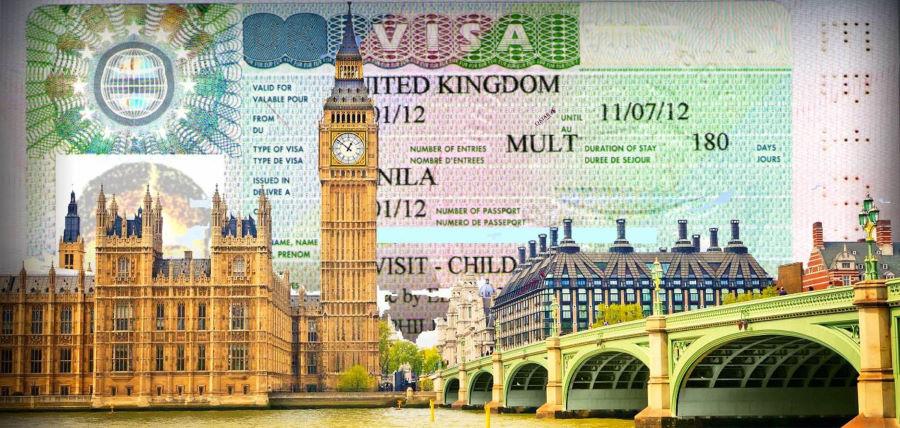 Самостоятельное оформление визы в Великобританию
