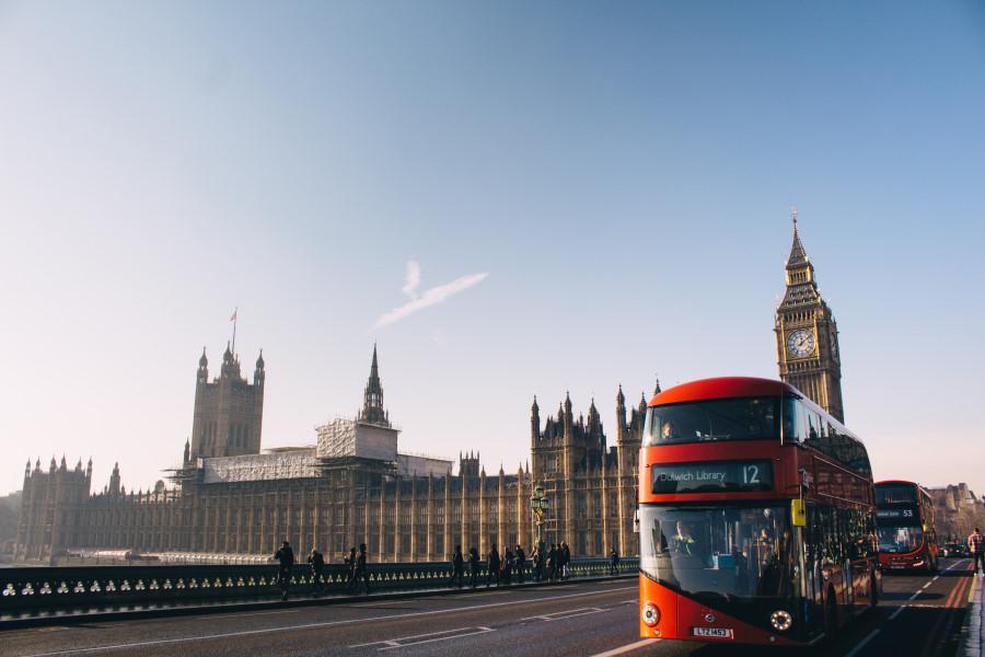 Туристическая виза в Англию
