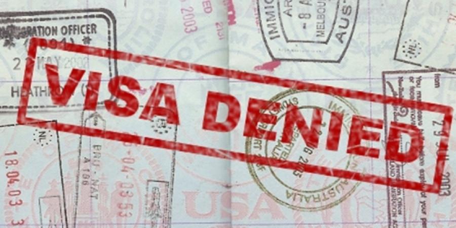 Получение визы — риск отказа и возможные причины