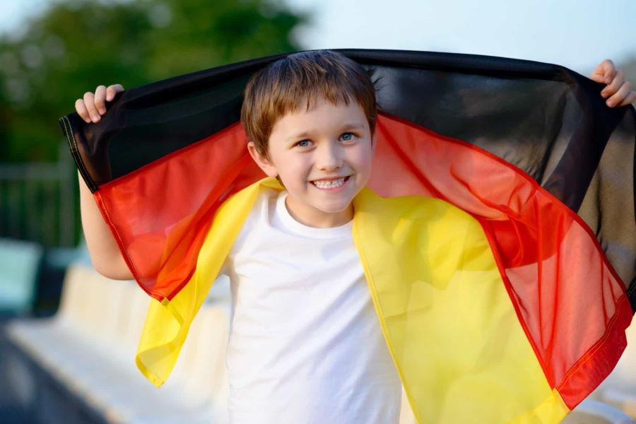 Виза в Германию для ребенка