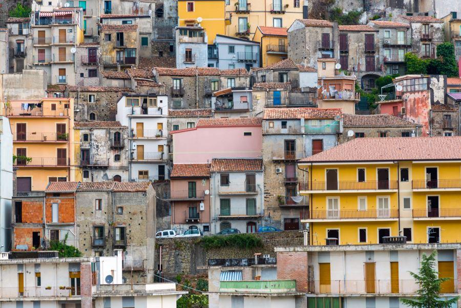 Виза в Италию если есть недвижимость
