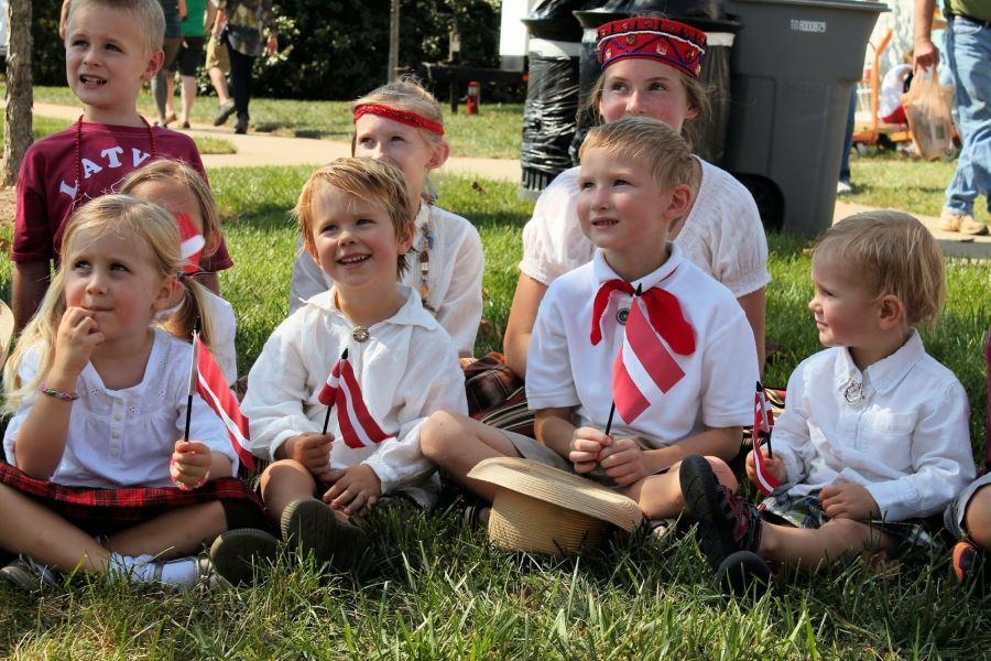Документы на визу в Латвию для ребенка