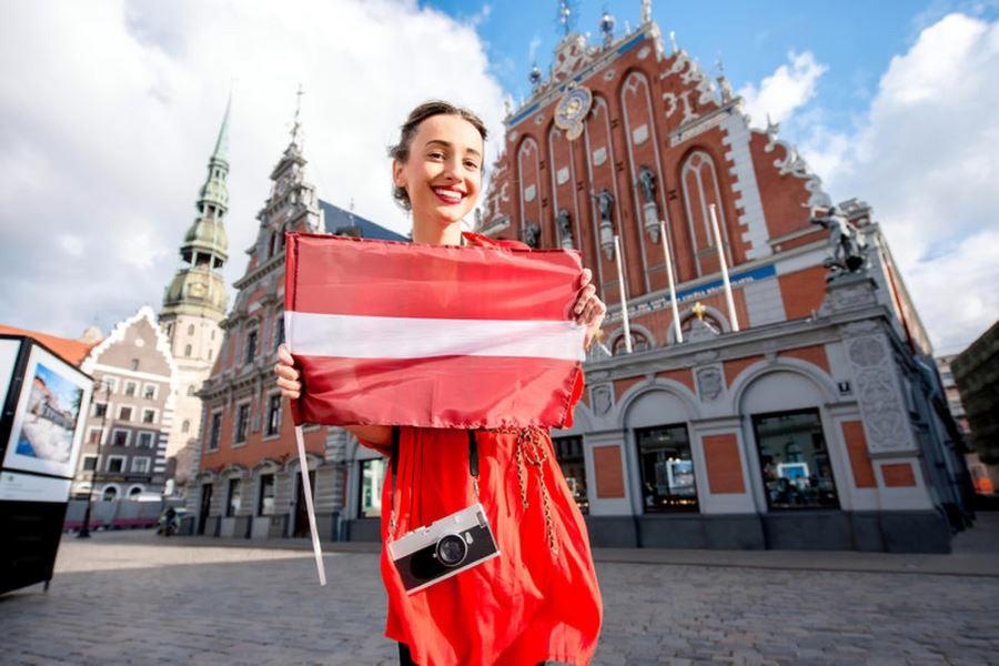 Учебная виза в Латвию