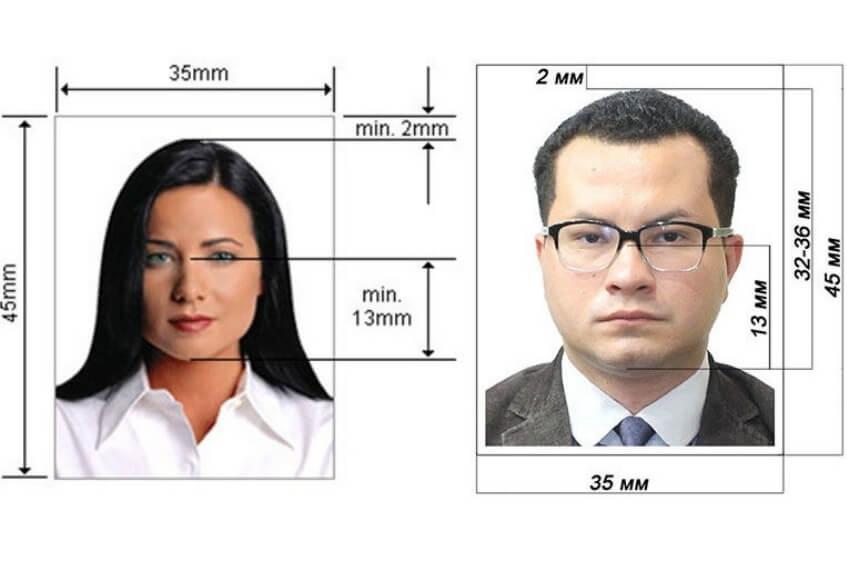 Фотографии на визу в Польшу