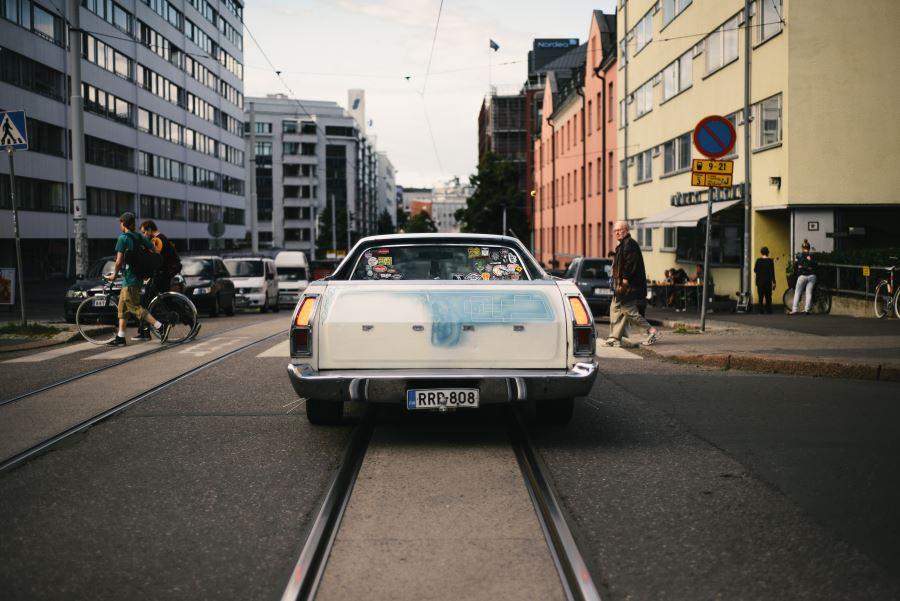 Цель поездки в Финляндию