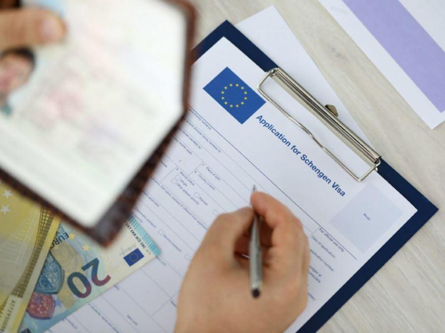 Действие шенгенской визы