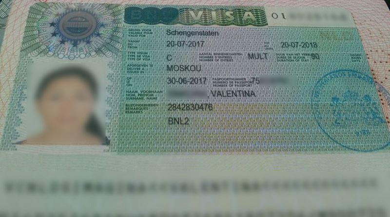 Виза в Нидерланды для россиян