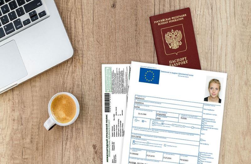 Документы для получения визы