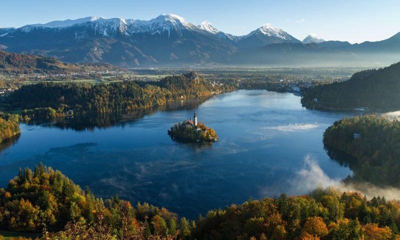 Виза в Словению для россиян